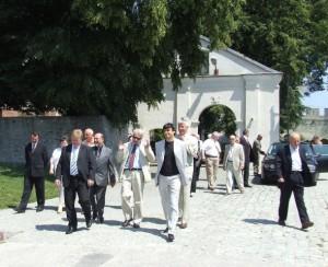 Научно- историческая конференция с участием Вице Премьера Польши