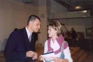 Интервью для телевидения, Польша