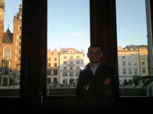 Открытие авторской художественной школы в Кракове