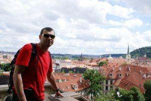 Творческая поездка в Прагу, Чехия