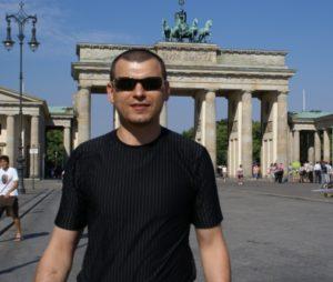 Творческая поездка в Берлин, Германия