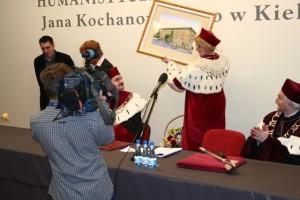 Работа для Ректора Университета в Кельцах, Польша